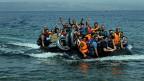 Gerettet und doch gebrochen. Viele der Menschen aus Syrien haben auf ihrer Flucht Traumatisches erlebt.