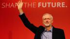 Jeremy Corbyn ist zum neuen Chef der britischen Labour-Partei gewählt worden.