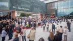 Das Tessin hat ein neues Kulturzentrum - das Lugano Arte e Cultura LAC.