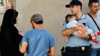 Nun versucht Kroatien, tausende Flüchtlinge unterzubringen. Das Land stosse an seine Grenzen, sagen die Behörden.