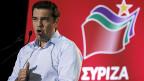 Zittern vor der Wahl: In Griechenland müssen Alexis Tsipras und seine Regierungspartei Syriza mit Verlusten rechnen.