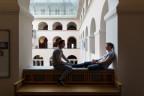 An der Universität Zürich