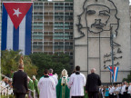 Papstfeier in Havanna