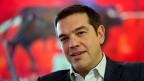Die Wahl gibt Alexis Tsipras Rückendeckung: Er ist wieder Premier.