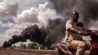 Die Informationen aus Ouagadougou, der hauptstadt von Burkina Faso sind unklar und verwirrend.