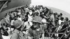 Mehr als drei Millionen Menschen flohen nach dem Vietnamkrieg 1975 aus Vietnam, Laos und Kambodscha.