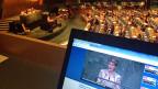 «Wenn jeder nur für sich schaut, verlieren am Schluss alle.» Bundespräsidentin Simonetta Sommaruga hat markige Worte gebraucht, als sie in New York vor die versammelte Uno-Gemeinschaft trat.