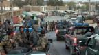 Die Lage in der afghanischen Stadt Kundus ist verworren.