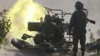 Separatisten und die ukrainische Armee haben vereinbart, Panzer und andere Waffen von der Front abzuziehen.