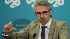 Pascal Saint Amans, Steuerchef bei der OECD.