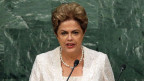 Gegen die brasilianische Präsidentin Dilma Rousseff wird wegen Korruptionsverdacht ermittelt.