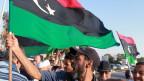 Proteste gegen die Uno-Vereinbarung in Tripolis.