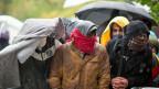 In Brüssel verhandeln die Staats-und Regierungschefs über Empfangszentren für Flüchtlinge, sogenannte Hotspots in Griechenland und Italien.