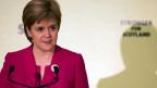 Die schottische Regierungschefin und Chefin der SNP, Nicola Sturgeon, reitet von Erfolg zu Erfolg.