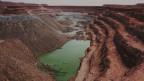 Reiche Böden – leere Kassen. Wo bleibt das ganze Geld? Bild. Uran-Bergbau-Anlage in Arlit, Niger.