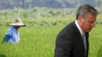 Mike Mack, CEO Syngenta AG, verlässt Syngenta.