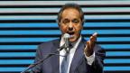 Der Peronist Daniel Scioli ist als als Nachfolger von Christina de Kirchner so gut wie gewählt.