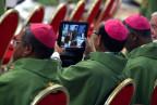 Abschlussmesse der Synode in Rom
