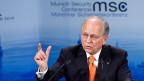 Der Spitzendiplomat der Sicherheitspolitik: Wolfgang Ischinger