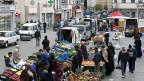Molenbeek sei eine multikulturelle Gemeinde - und impeccable, tadellos, sagt ein Wirt im Brüsseler Quartier.