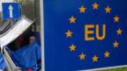 Systematische Kontrollen an den Aussengrenzen - neu auch für Bürger aus Schengen-Staaten.