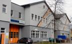 Die An'Nur-Moschee in Winterthur in einem Gewerbegebäude