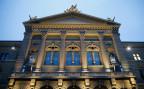 Das Bundeshaus, Sitz von National- und Ständerat