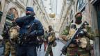 Brüssel ist den dritten Tag im Ausnahmezustand.