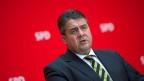 SPD-Chef und Vizekanzler Sigmar Gabriel.