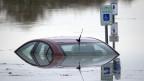 Die Klimaerwärmung hat Folgen: Überschwemmungen, Trockenheit, Wirbelstürme.