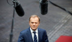 EU-Ratspräsident Tusk am Gipfel in Brüssel