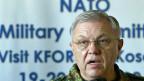 Harald Kujat, ehemaliger General der Bundeswehr und Vorsitzender des Nato- Militärausschusses.