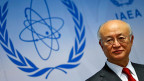 Die Internationale Atomenergie-Behörde ist überzeugt: Ungeachtet eines geheimen Kernwaffenprogramms ist der Iran nie auch nur in die Nähe der Atombombe gelangt. Bild: IAEA-Direktor Yukiya Amano.