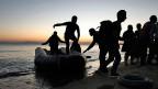Ein paar Dutzend statt 66'000: Die Umverteilung von Flüchtlingen aus Griechenland kommt nicht voran.
