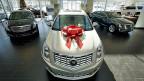Ein Auto auf Kredit zu kaufen, kommt in den USA nun wieder teurer zu stehen.