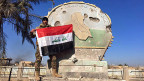 In einer Stellungnahme der irakischen Armee hiess es am Montag: «Wir haben die irakische Fahne über dem Regierungsviertel gehisst».
