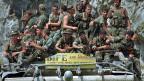 84 Stunden dauerte die Militäroperation «Oluja», deutsch: «Sturm» , mit der die kroatische Armee 1995 die von Serbien besetzte Krajina zurückeroberte.
