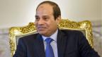 Ägyptens Präsident al-Sisi hat schärfere Anti-Terror-Gesetze angekündigt.