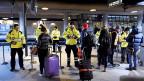«Es kann nicht sein, dass auf dem Rücken der Sicherheitskräfte, die am Belastungslimit sind, jedes Land für sich entscheidet, was es gerade für richtig hält», kritisiert ein dänischer Polizeisprecher.