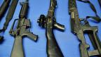 Die lockeren US-Waffengesetze sind Präsident Obama ein Dorn im Auge.