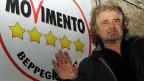 Der Bewegung Cinque Stelle von Beppe Grillo wird Nähe zur Mafia nachgesagt.