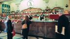 Für solche italienische Bars kann Starbucks kaum Konkurrenz bedeuten. Bild: Bar Baratti in Milano.