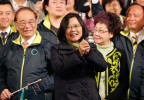Tsai Ing-wen, erste Präsidentin Taiwans
