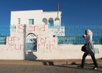 In Sidi Bouzid, dem Geburtsort der tunesischen Revolution