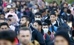 Überforderung, wohin man blickt - das ist der Eindruck, den Europa zurzeit macht im Umgang mit den Flüchtlingen, die sich selbst in eisiger Kälte auf den Weg in Richtung eines sichereren Lebens wagen.
