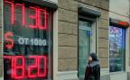 In Russland sind Währung und Wirtschaft im Keller.