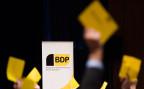 Stimmabgabe an der Delegiertenversammlung der BDP in Weinfelden