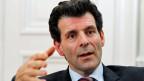 Roberto Balzaretti, Schweizer Botschafter in Brüssel.