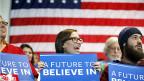 Der US-Bundesstaat New Hampshire hievt zwei Parteirebellen aufs Präsidentschafts-Podest.