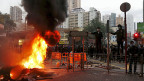 Vor einer Woche lieferten sich Demonstranten in Hongkong eine mehrstündige Strassenschlacht mit der Polizei.